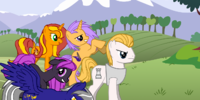 Pony Tales: Aspirations of Harmony