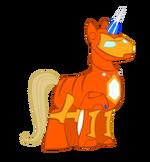 Iron Pony by Saintspirit