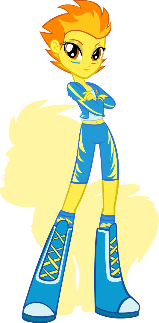 Image Equestria Girls Spitfire By Rariedash Png My
