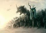 Changeling Behemoths by AssasinMonkey