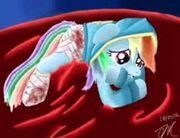 Bandage rainbow