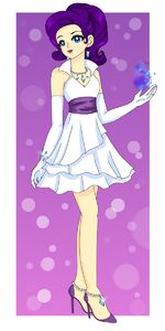 Mlp human rarity by sailor serenity-d4i5hqq