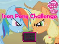 Iron Pony Challenge