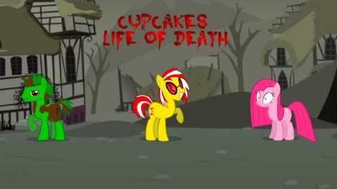 Cupcakes Life Of Death DVD Menu without text
