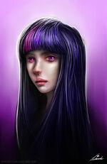 Twilight sparkle by vincerity-d4xrbho