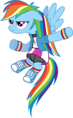 Rainbow dash equestria girls outfit by jeatz
