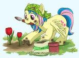 Gardener by HazuraSinner
