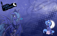 Fim luna with socks wallpaper by milesprower024-d3nng84