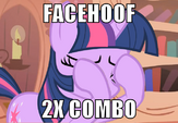 Twilight 2x facehoof