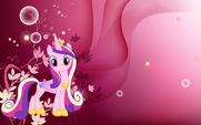 Princess Cadence wallpaper by artist-faron123123