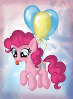 Pinkie Pie by artist-rainbowspine