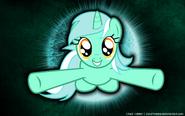 Lyra wallpaper by artist-cloud-twister