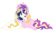Canterlot wedding muy pronto by reina del caos-d638pc8