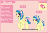 MLP Next Generation Harmony by HazuraSinner