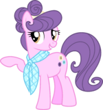 Suri Polomare from Ponyville Knitters' League by Jeatz-Axl