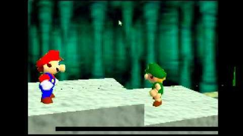 Rubbish and unfinished mario vs link fight . . (Will eventually update changes to yt)