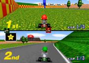 Mario's revenge