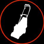 Mower Button