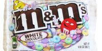 White Chocolate M&Ms