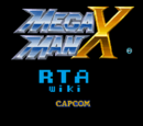 Mega Man X RTA Wiki