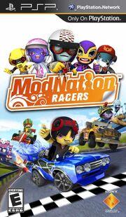 ModNation Racers PSP