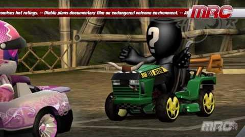 ModNation Racers Career - The Grand Tour (Part 3 of 4)