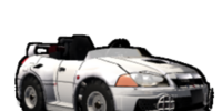 User-Made Kart:LANCER EVO IV RS ED.