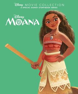 Moana Movie Collection