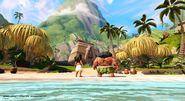 Cancelled Disney INFINITY - Moana 1