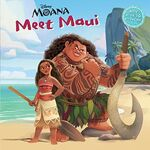 Moana Meet Maui