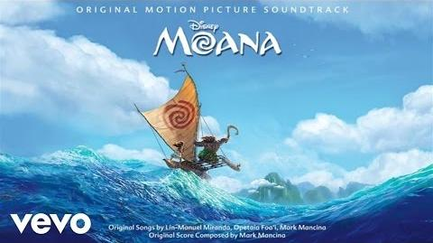 """Marcy Harriell - More (From """"Moana"""" Outtake Audio Only)"""