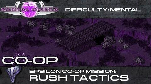 Mental Omega 3.3 Cooperative - Yuri's Epsilon Co-Op 06- Rush Tactics