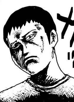 Hideki Yamamura serious face