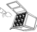 Eggbox Rocket Launcher