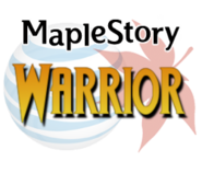 MapleStory Warrior logo