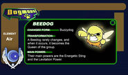 Beedog Dogmons! Official Wesbite Info