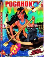 Pocahontas England DVD