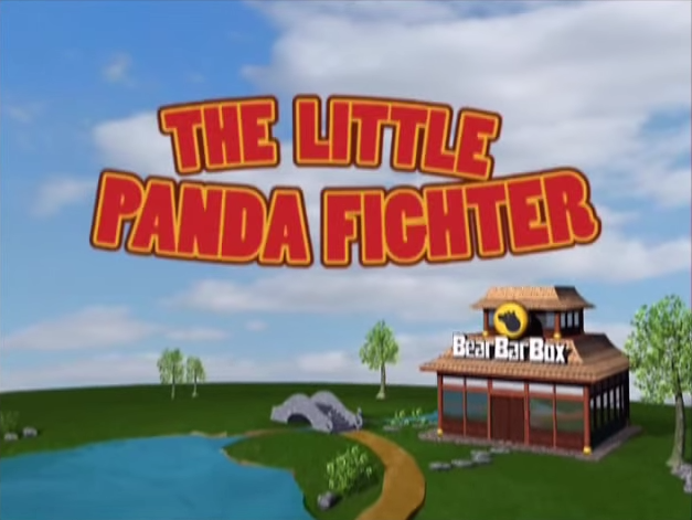 File:The Little Panda Fighter Logo.png