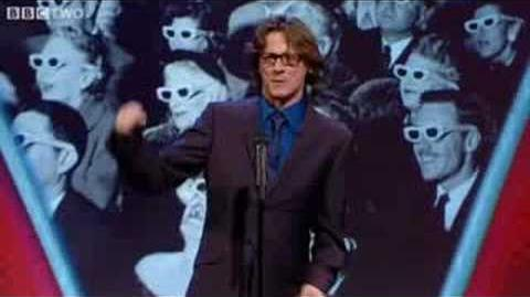 Ed Byrne on Piracy