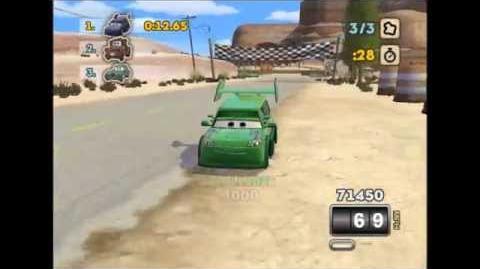 Cars- Mater-National - Hi-Octane Mod Gameplay (Part 1)