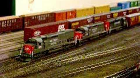 Trains Across America - Part 2