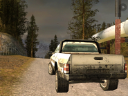 MC3-Off-road Truck Back Alaska