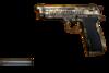 MC2-NX8 Handgun Silenced