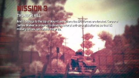 Modern Combat 3 Fallen Nation Campaign Mission 03 Thunder Hill