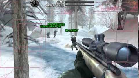 Modern Combat 2 Classic Avalanche CTF (87 kills)