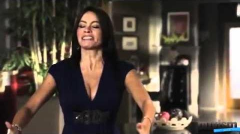 "Modern Family The Many Mispronunciations of Sofia Vergaras ""Gloria"""