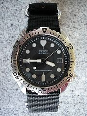 File:180px-Seiko 7002-7020 Diver27s 200 m on a 4-ring NATO style strap.jpg