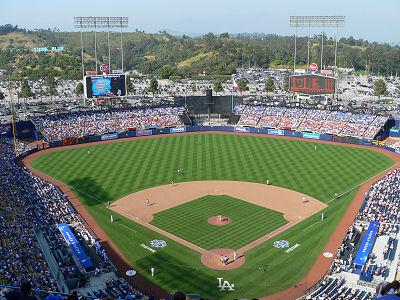 File:Dodger stadium daytime.jpg