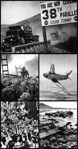 Korean War Montage