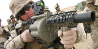 Milkor Multiple Grenade Launcher